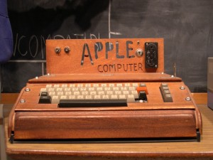 first-apple-computer