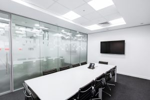 Conference Room Automation, Enstep, Houston, Texas