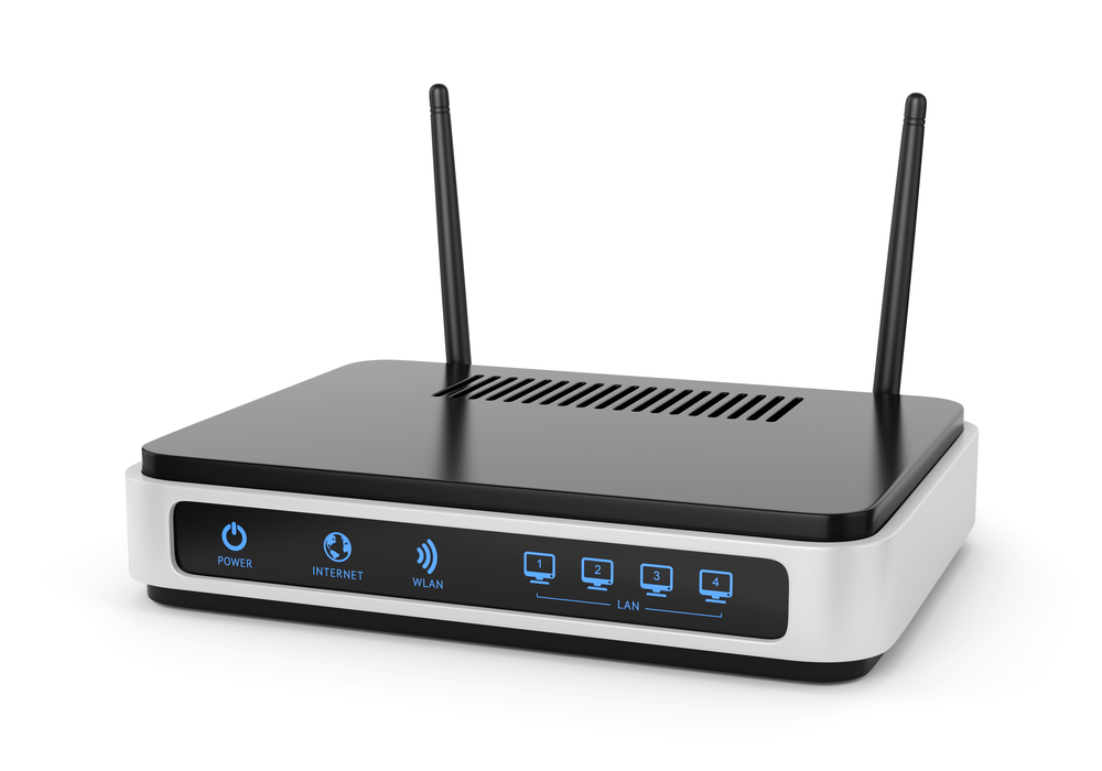 Reboot Your Router, IT Professional, Enstep, Houston, Tx