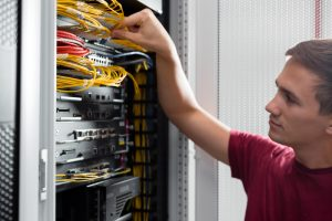 Data Cabling, IT Management, Enstep, Houston Tx