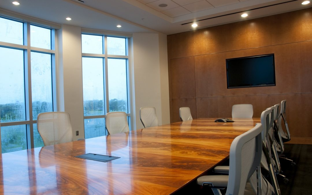 Take Your Boardroom Into The 21st Century