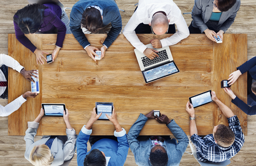 5 Ways to Embrace the Digital Workplace