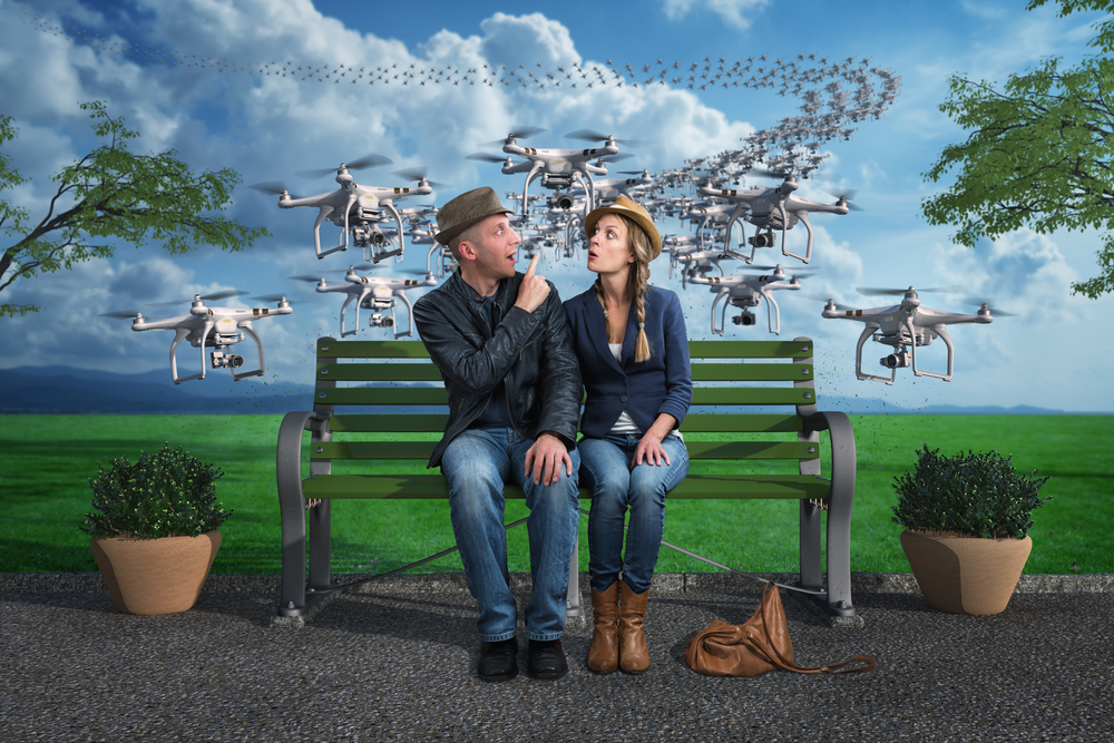 Drones and Big Data Security Issues