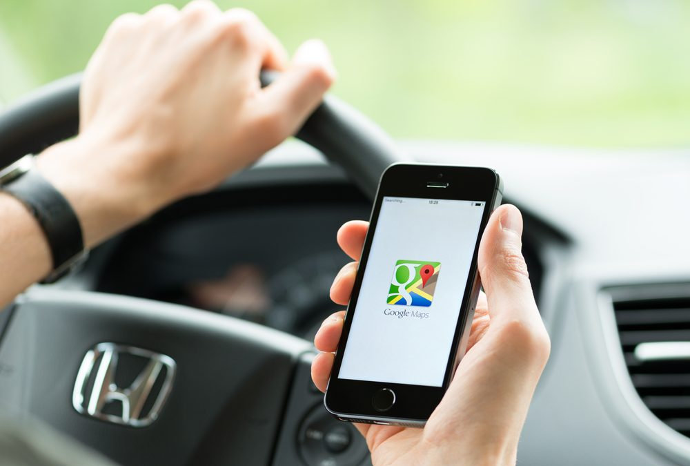 Google Maps Goes Social