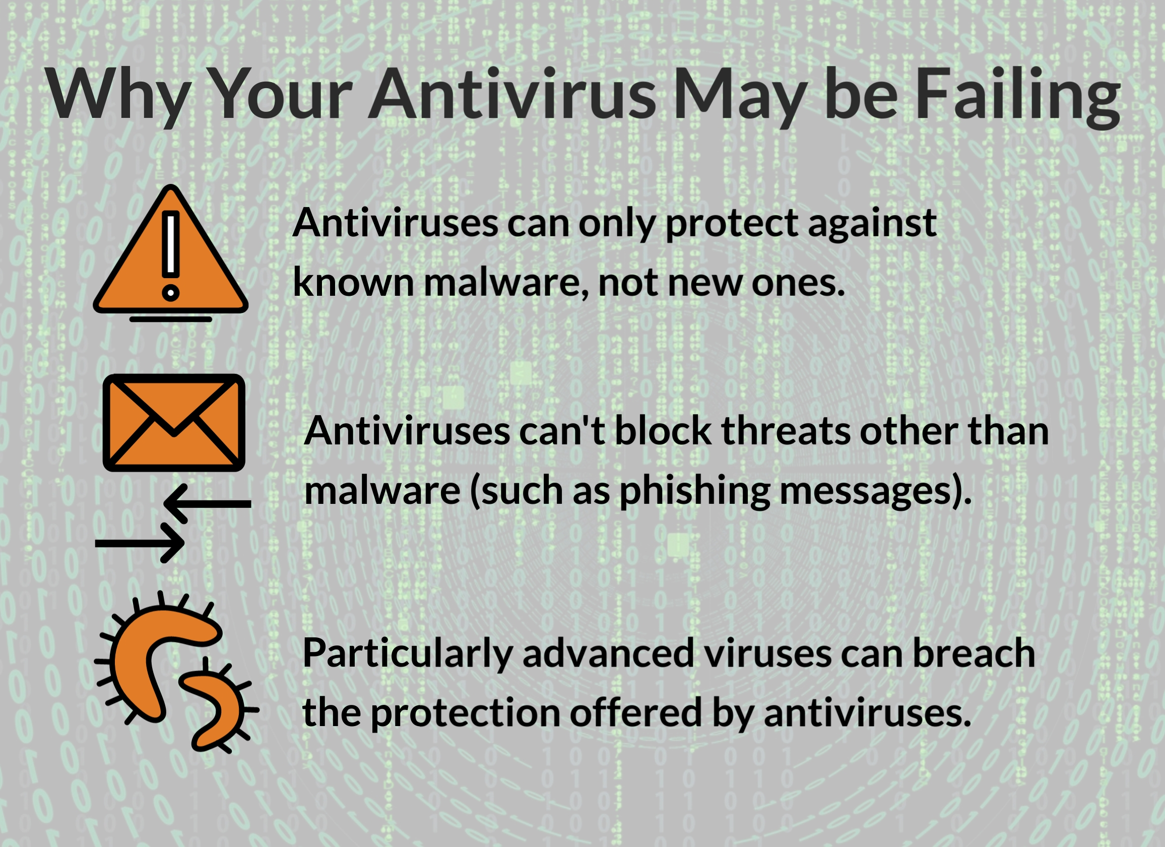 Why Your Antivirus Isn't Cutting It Anymore, Enstep Technology Solutions, Houston