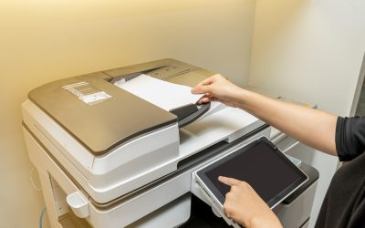 How IT Security Applies to Your Office Printer