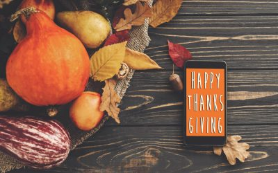 Happy Thanksgiving from Enstep!