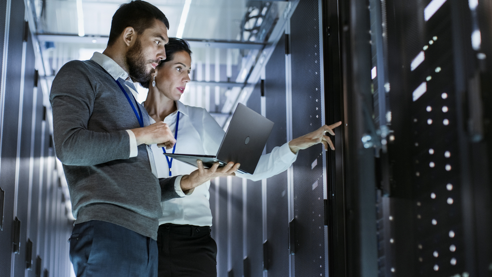Why Your Business Should Be Using a Data Center Enstep